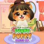 Funny Puppy Dressup